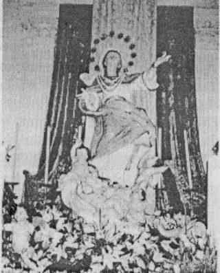 Madonna di Nagasaki prima dell'atomica