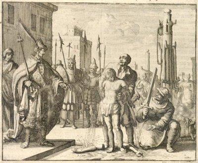 San Pelagio martire