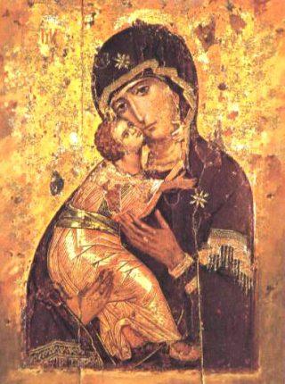 Madonna di Vladimir