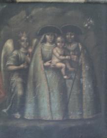 Virgen de la Peña di Bogotà