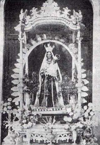 Virgen del Buen Viaje tenerife_1948