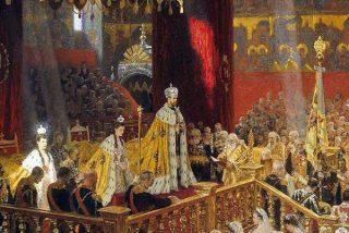 incoronazione zar Nicola II