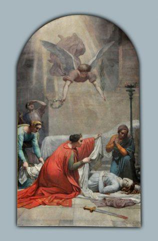 morte di santa susanna