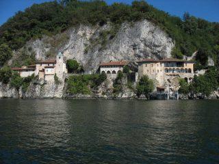 Beato Alberto Besozzi eeremo di Santa Caterina del Sasso
