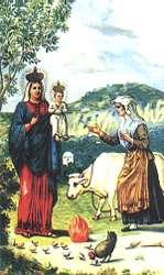 Madonna del lauro