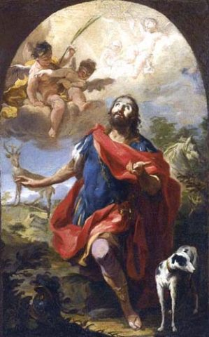 Sant' Eustachio Placido1