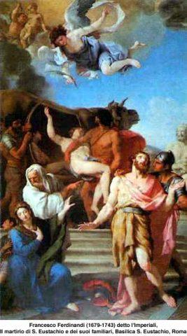 Sant' Eustachio Placido2