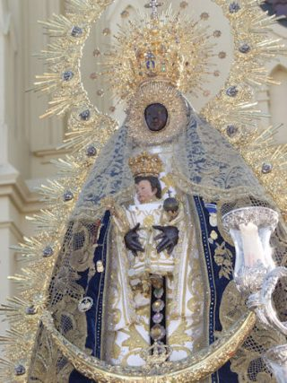 Virgen de Regla, Chipiona