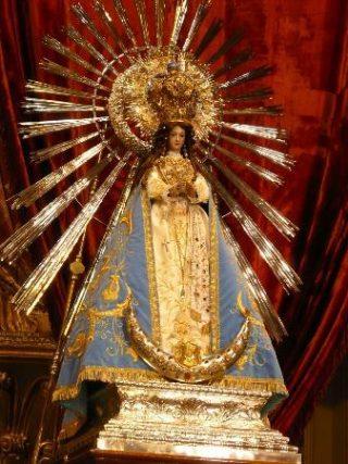 Virgen del Milagro-salta