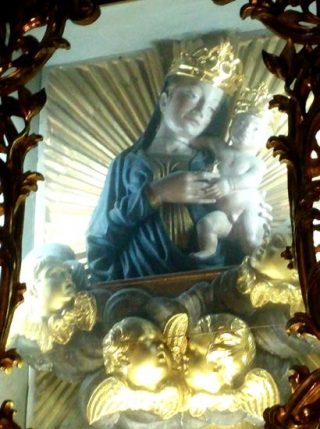 Madonna della Manna Cortona