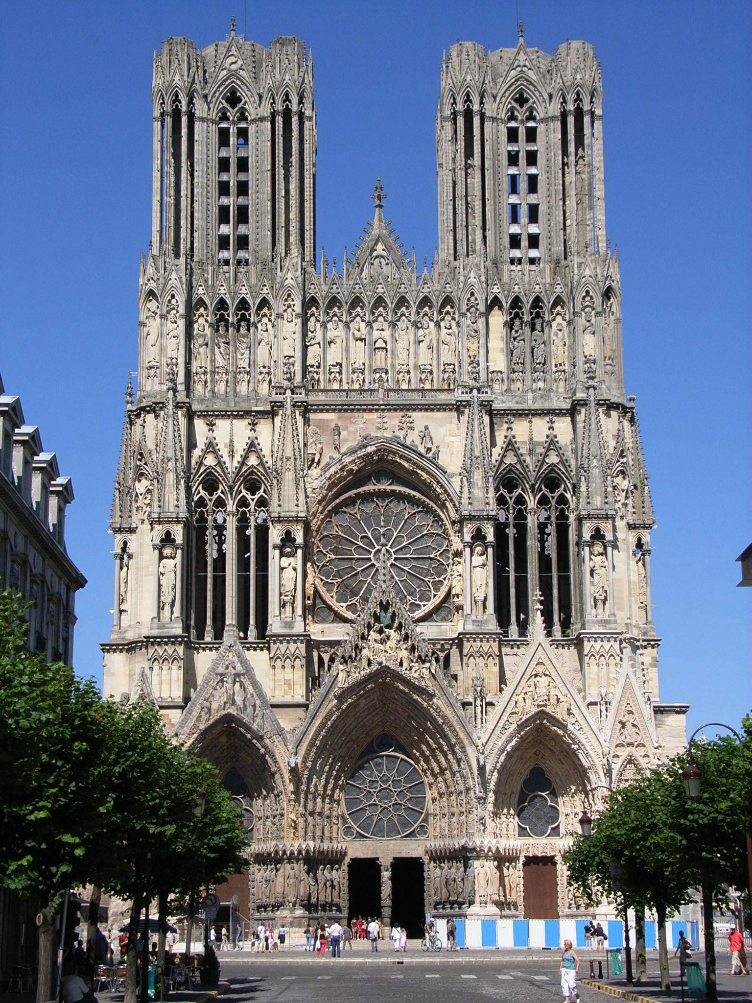Reims_cattedrale