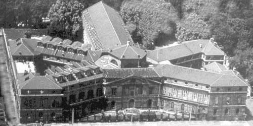 Sanatorio San Luigi, Valdocco, Torino.