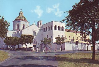 Convento della Madonna della Vetrana a Castellana Grotte (Bari)